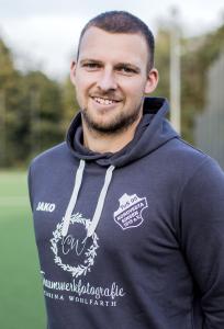 Marvin Schulz, Spielertrainer TuS 05 Sinsen II